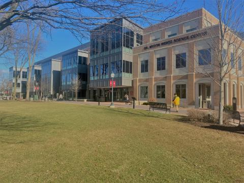 North Central College science center